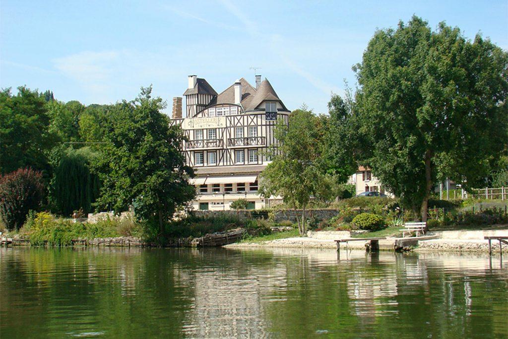 Hôtel de charme à Saint-Pierre du Vauvray