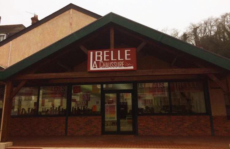 Le magasin La BELLE Chaussure