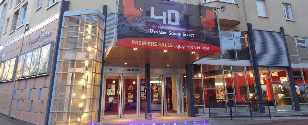 Le Cinéma Le Grand Forum, Boulevard de Crosne, 27400 Louviers