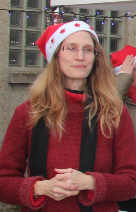 Juliette - chant, chant choral et clarinette, professeur à l'IMA (Initiative Musique Amateur)