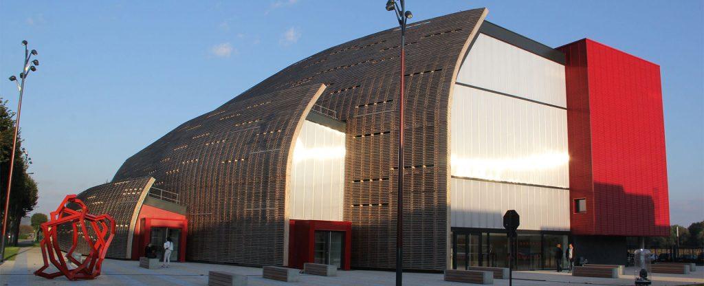 Théâtre l'Arsenal à Val-de-Reuil