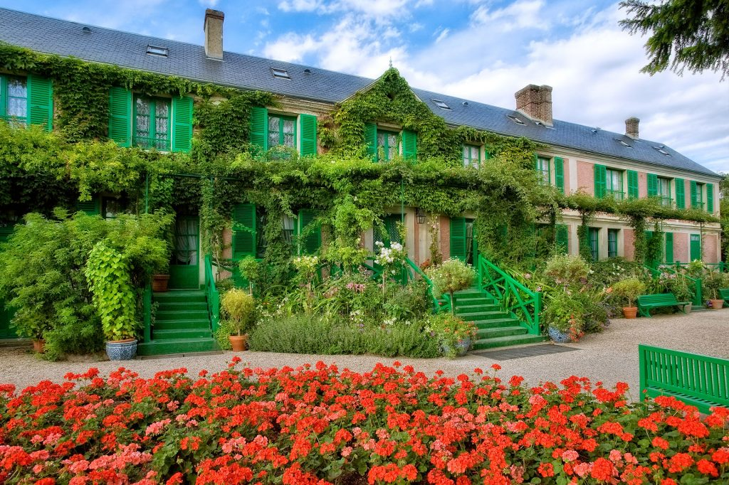 Giverny, paradis impressionniste