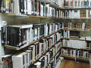 Bibliothèque de Saint-Pierre du Vauvray