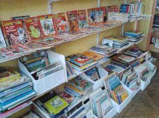 bibliothèque ouverte à tous