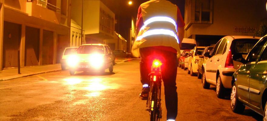 Voir et être vu à vélo