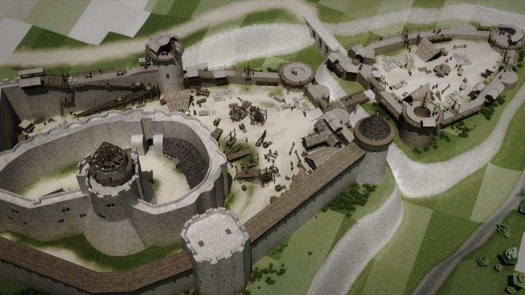 le château Gaillard aux Andelys