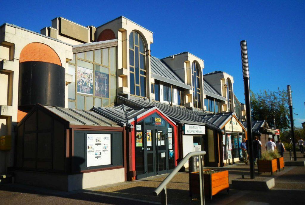 le cinéma les arcades, 5 Place des Chalands, 27100 Val-de-Reuil