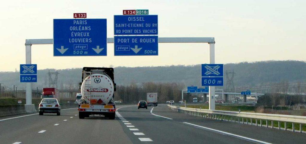 contournement-est de Rouen