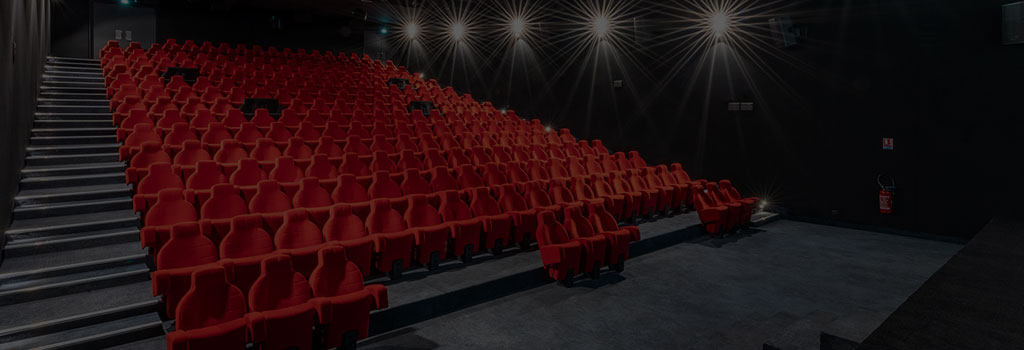 Salle du cinéma le Grand Forum