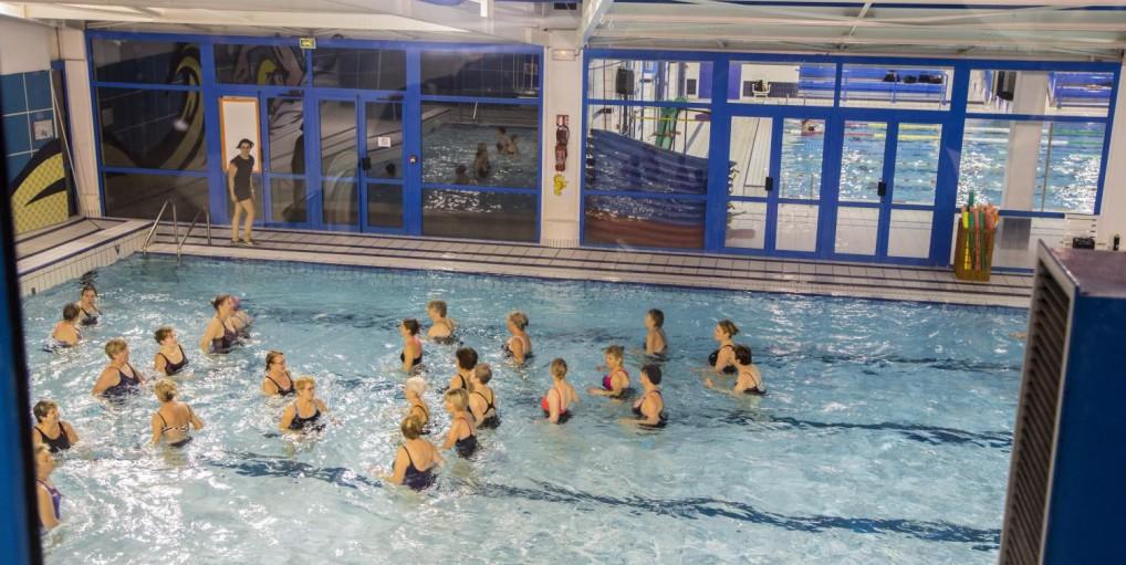 La piscine de Val-de-Reuil