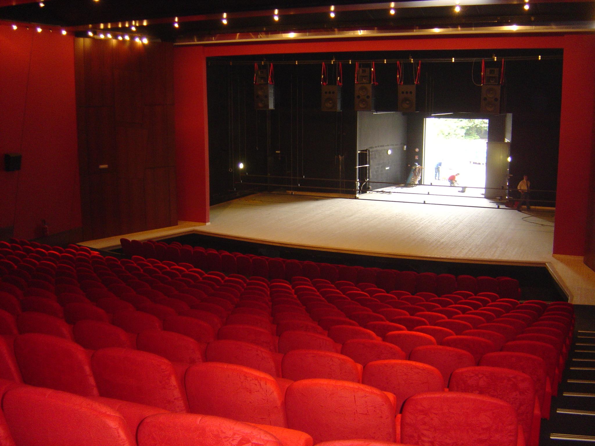 La Scène nationale à Louviers