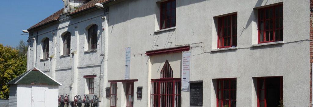La Factorie, maison de poésie dans l'Eure