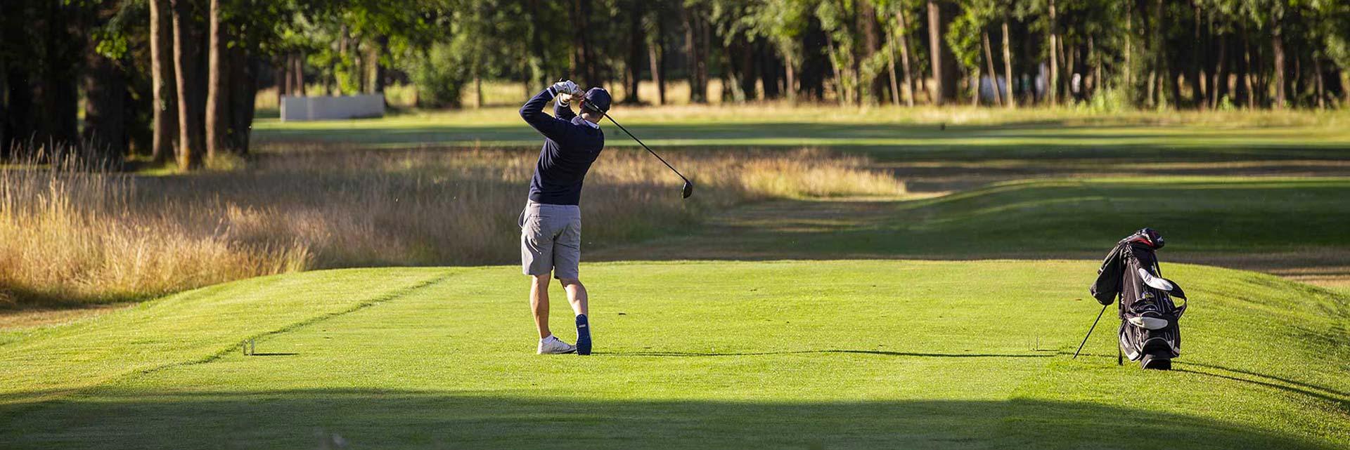 golf au Vaudreuil