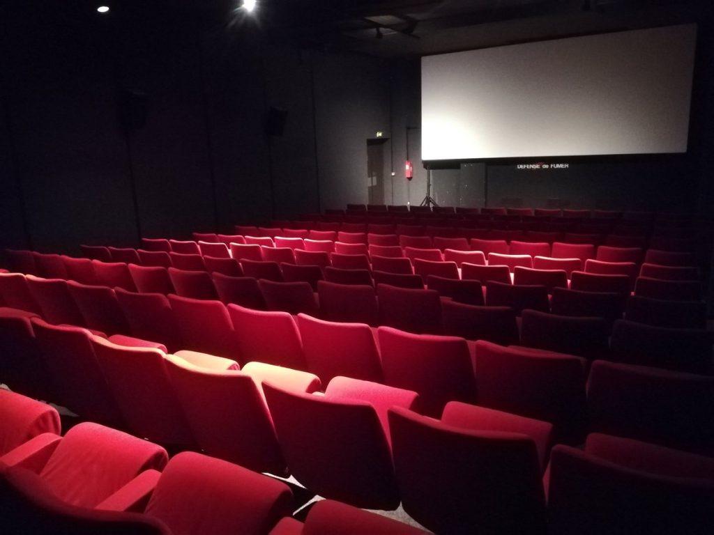Bienvenu au cinéma les Arcades à Val-de-Reuil
