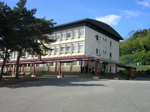 le collège les Fougères à Louviers