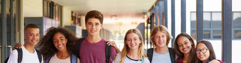 Bienvenue au collège - © Département de l'Eure