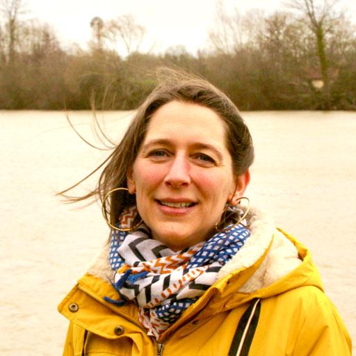 Karine Geneau, conseillère municipale à Saint-Pierre du Vauvray