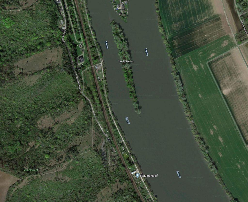 moulin fleuri - voie de Lormais, Saint-Pierre du Vauvray