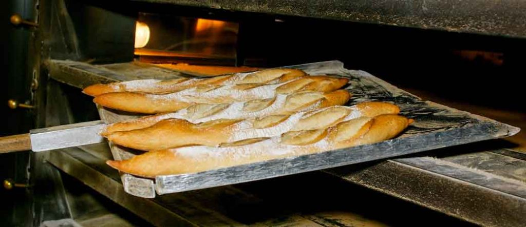 Un pain goûteux et croustllant