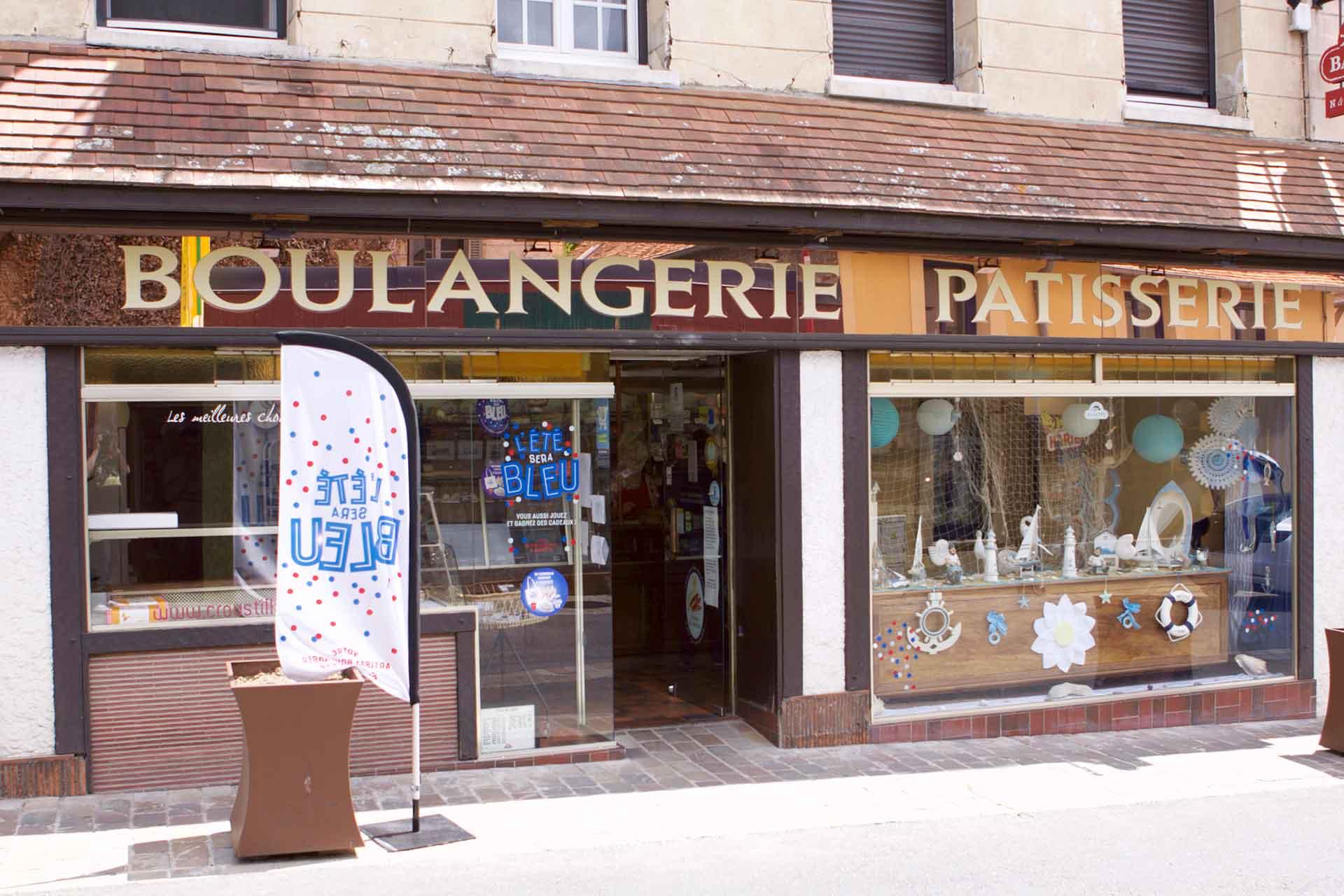 boulangerie-pâtisserie Carpentier à Saint-Pierre du Vauvray