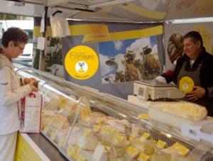 Gaëtan Faivre : Aux Bons Fromages