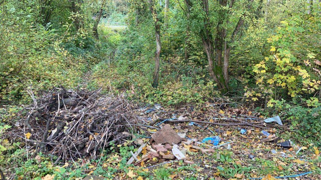 déchets plastiques, BTP et-végétaux