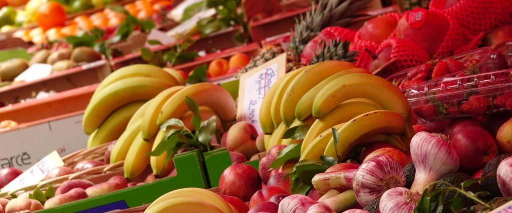 Le marché de Saint-Pierre du Vauvray