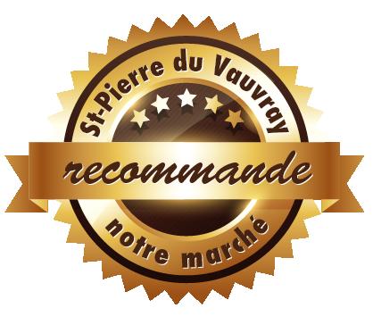 Saint-Pierre recommande son marché