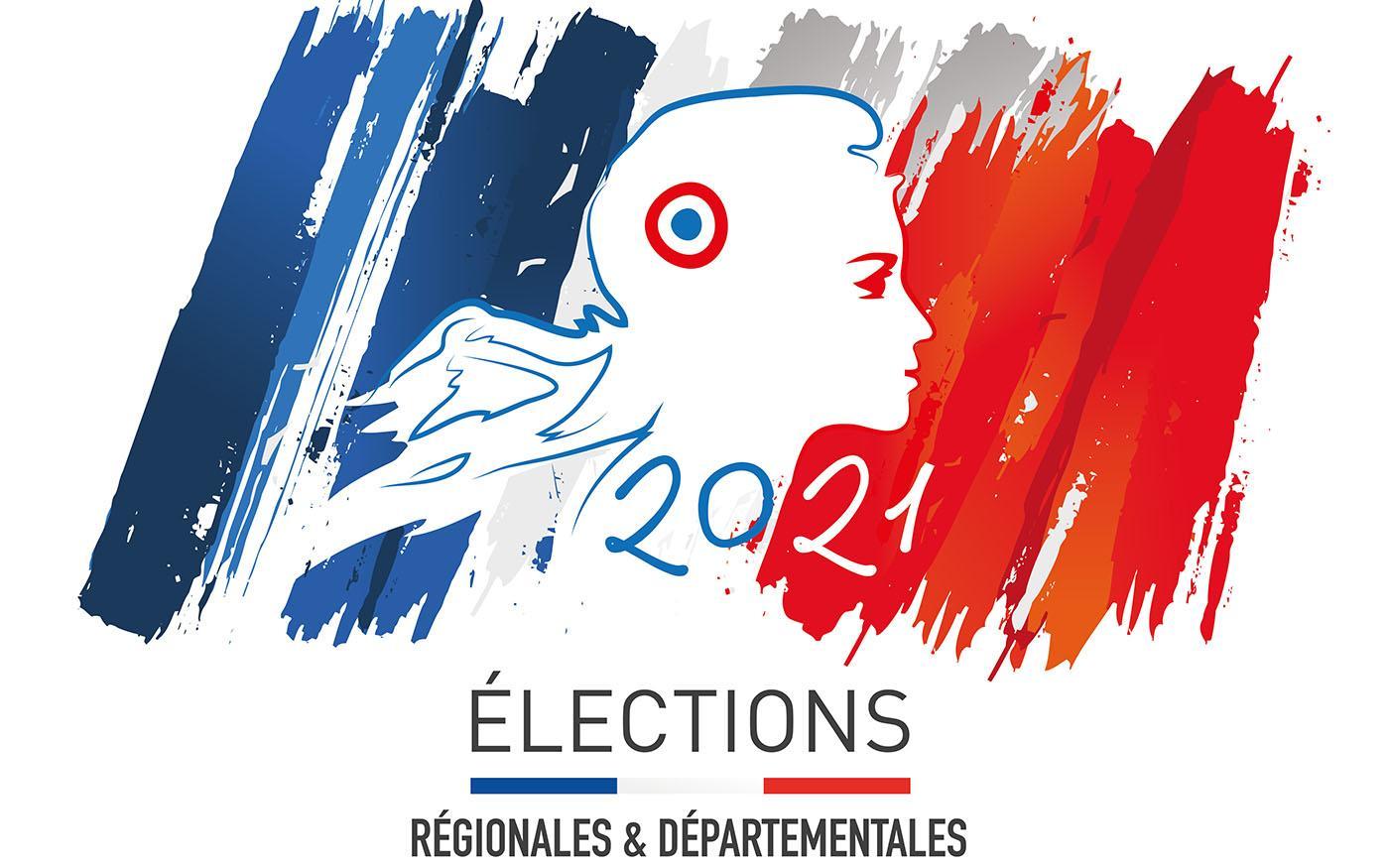 2021 - élections régionales et départementales