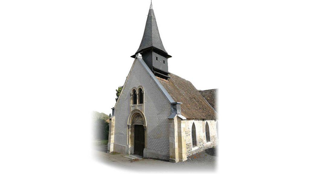 église de Saint-Pierre du Vauvray